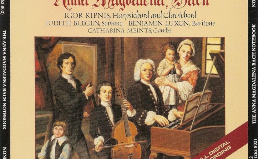 """Anna Magdalena ve Diğer Besteci """"KızKardeşler"""""""