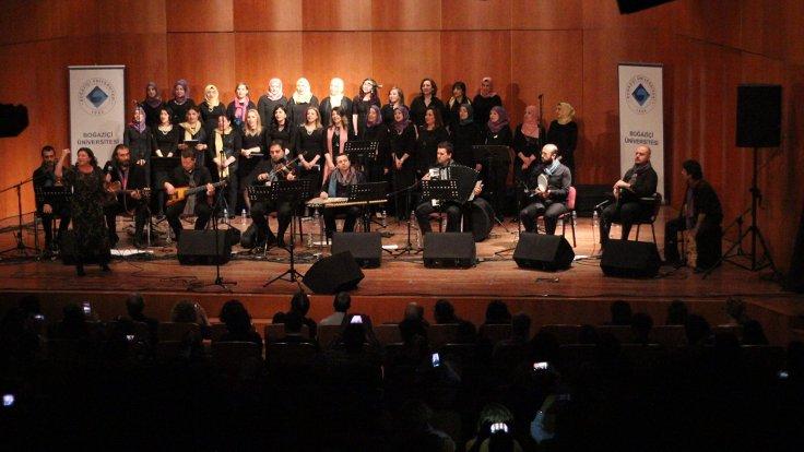 Müzikle Çoğalmak: Suriyeli KadınlarKorosu