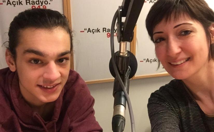 Göçmenin Müziği, Müziğin Göçü- Omer Alkilani/ Startup BandIstanbul