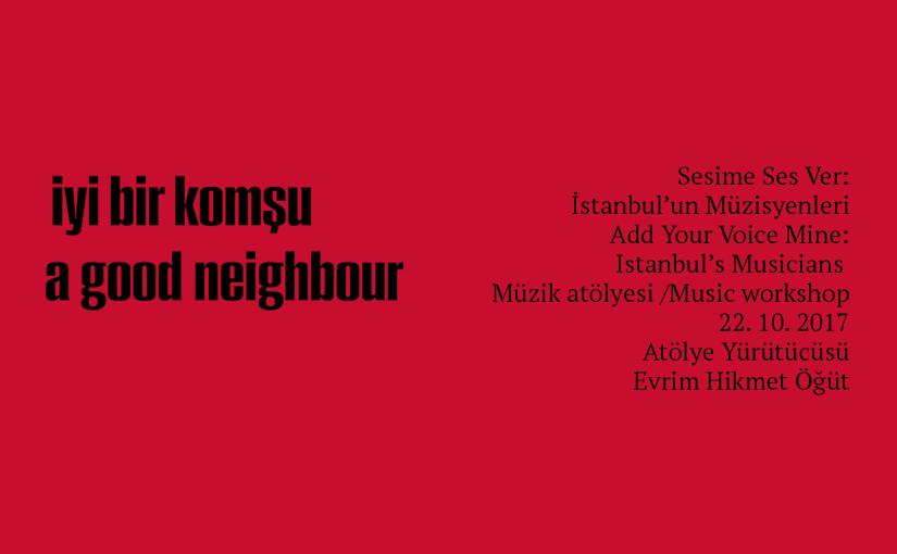 Sesime Ses Ver: İstanbul'un Müzisyenleri-Videolar