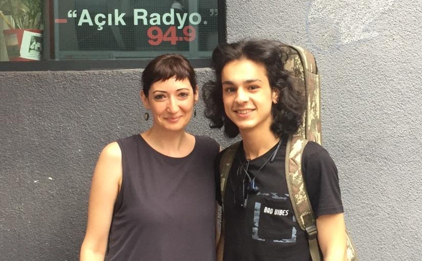 Göçmenin Müziği Müziğin Göçü- Omer Alkilani/MoodBand
