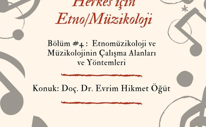 Müzikli mevzular: HERKES İÇİNETNO/MÜZİKOLOJİ